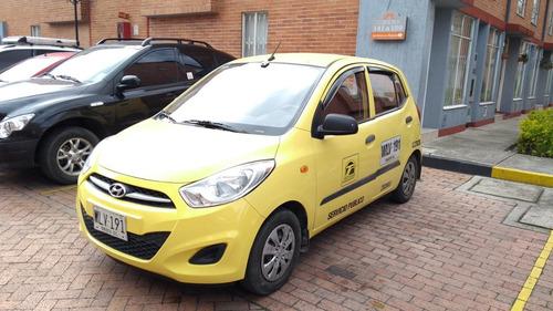 taxi hyindai i10