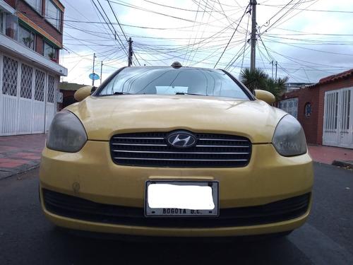 taxi hyundai accent gls