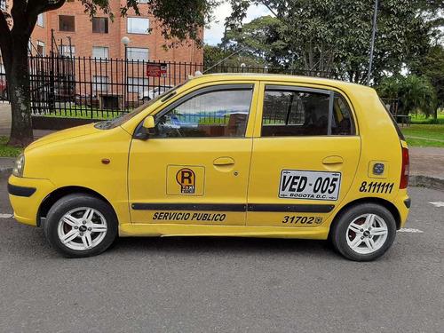 taxi hyundai atos 2007