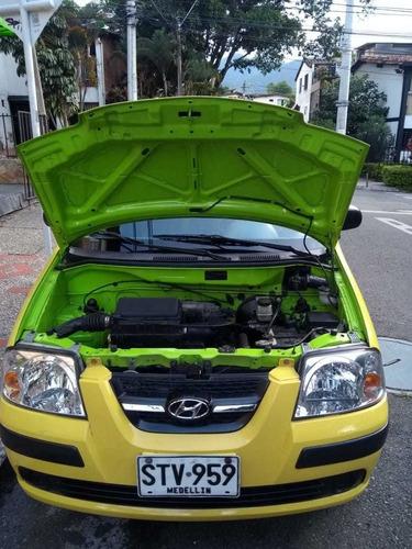 taxi hyundai atos 2012