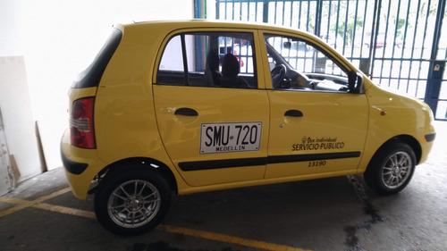 taxi hyundai atos   individual medellin recibo usado o cupo