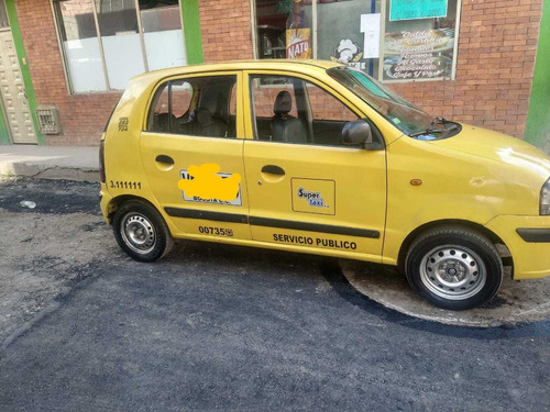 taxi hyundai atos modelo 2007 4 puertas