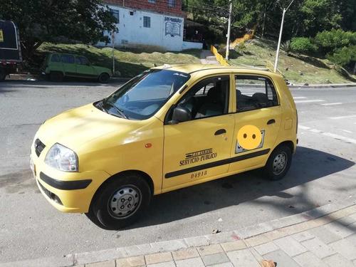 taxi hyundai atos modelo 2011 excelente estado
