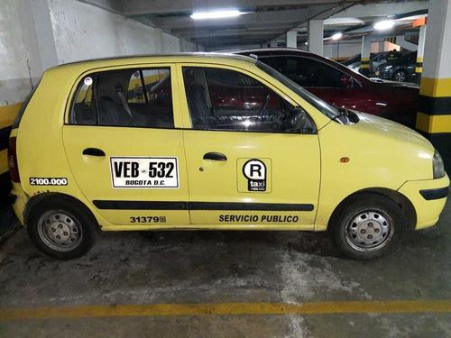 taxi hyundai atos prime gl año 2006