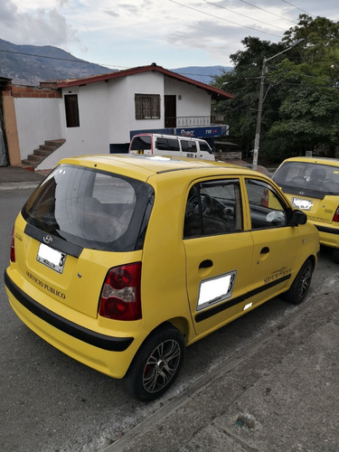 taxi hyundai atos prime mod. 2012 - 75'000.000