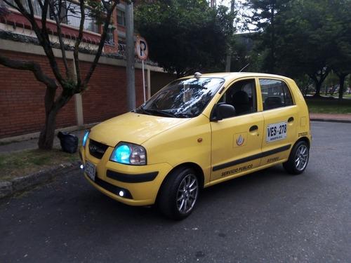 taxi hyundai atoz  2008