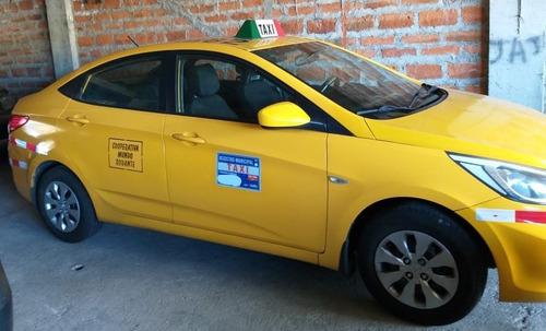 taxi hyundai con o sin puesto