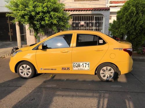 taxi hyundai grand i10 como nuevo