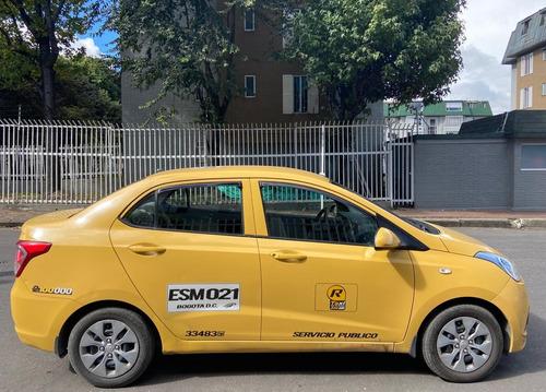 taxi hyundai grand i10 sedan 2018