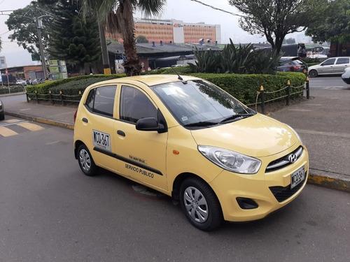 taxi hyundai i10 2015