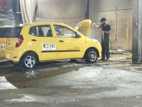 taxi hyundai i10full 2014
