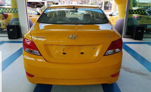 taxi hyundai i25  modelo 2020 1.600 cc nuevo