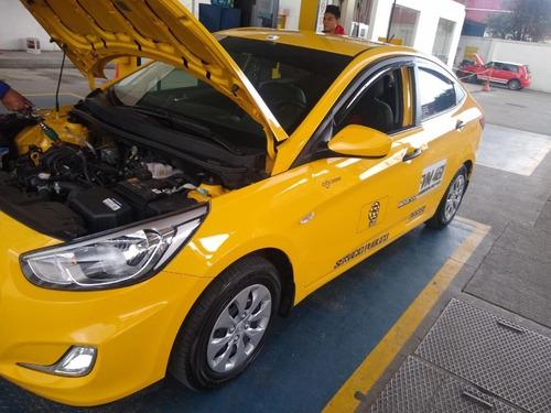 taxi hyundai i25 ¡precio negociable! se vende o permuta