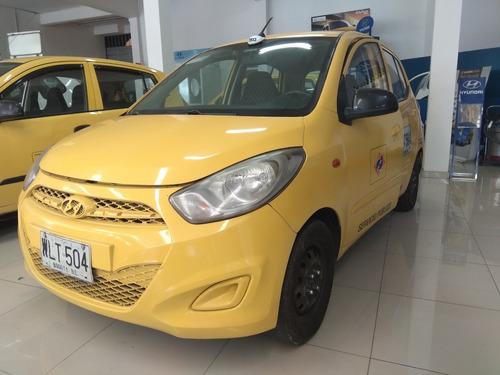 taxi hyundai modelo 2015 en bogotá