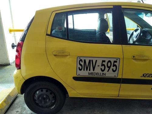 taxi kia 2011 med 2011