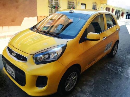 taxi kia ion 2017
