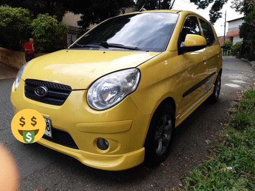 taxi kia morning 2009 tax individual (itagui) full