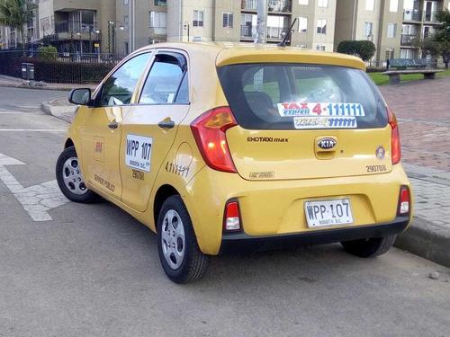 taxi kia picanto 1.0 _ 2017