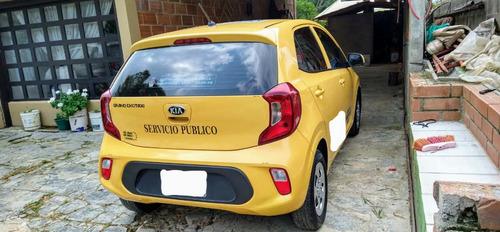 taxi kia picanto ion 2019