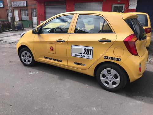 taxi kia picanto ion