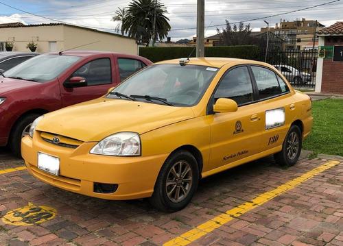taxi kia rio motor 1500 2015