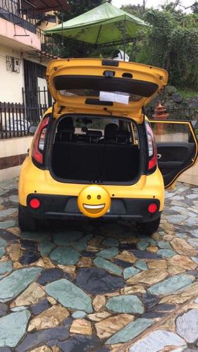 taxi kia soul 2017 como nueva