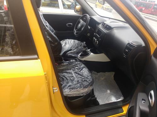 taxi kia soul nuevo full equipo
