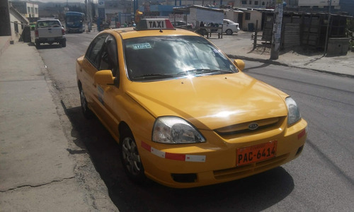 taxi legal cedo derechos y acciones kia rio 2013