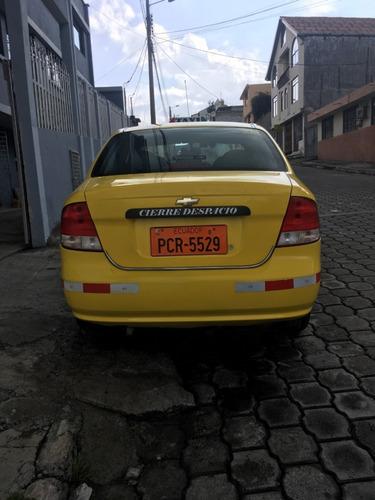 taxi legal, ciudad de quito, chevrolet aveo 2016