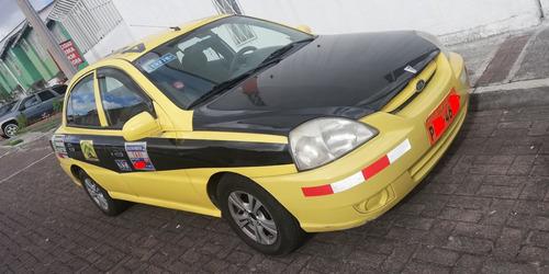taxi legal cooperativa - cambio