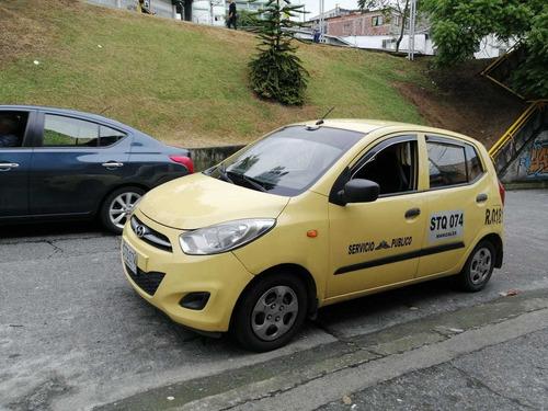 taxi manizales hyundai