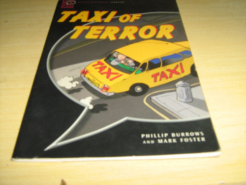 taxi of terror - oxford bookworms starters