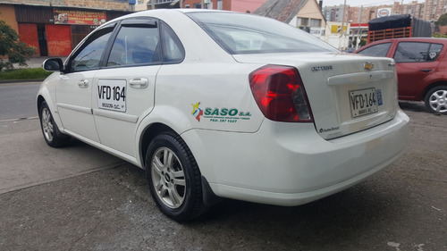 taxi optra servicio especial 2010