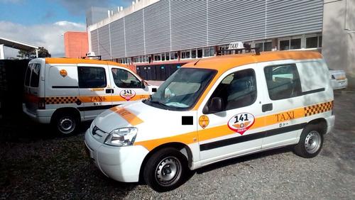 taxi parte cooperativa