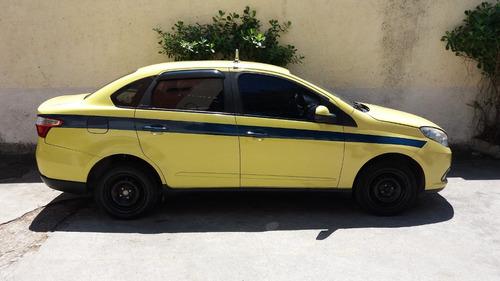 taxi rj amarelinho 2013 baixou para 25 mil
