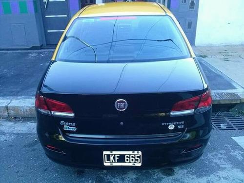 taxi siena 2012 con licencia