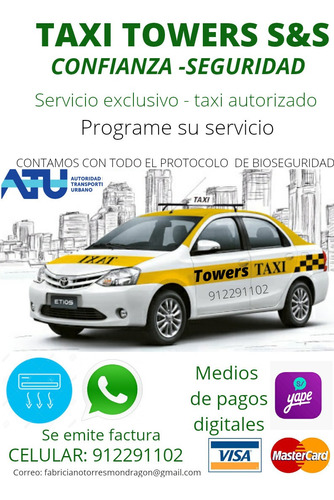 taxi towers s&s