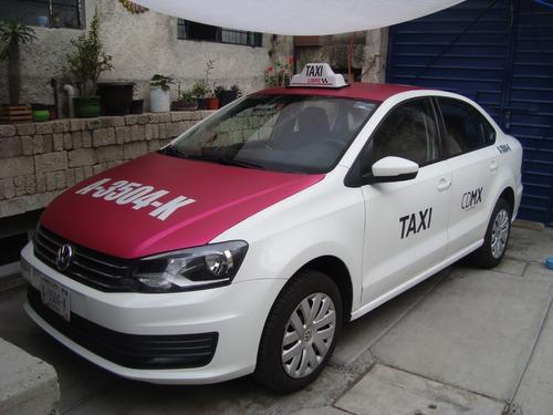 taxi vw vento starline 2018