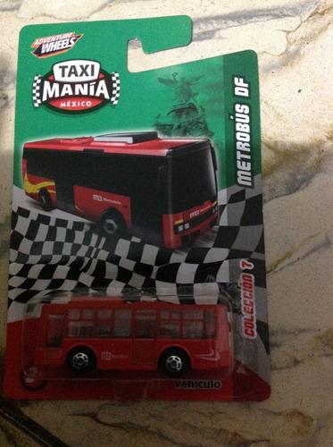 taximania metrobus df