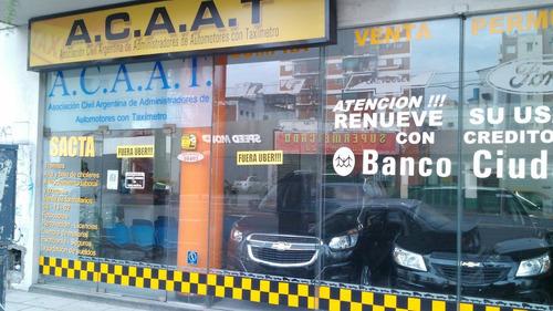 taxis brontax licencia desafectada