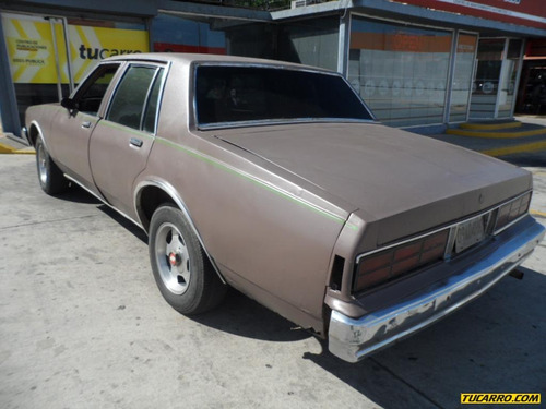 taxis chevrolet caprice