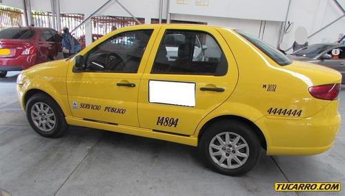 taxis fiat siena fire el
