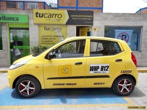 taxis hyundai i 10 gl