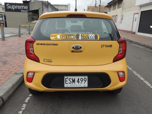 taxis kia picanto ecotaxi lx mt 1.000cc