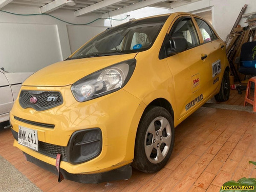 taxis kia picanto ion 1.0 mecánico hb