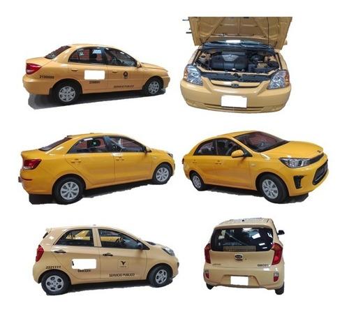 taxis nuevos y usados, financiación, todas marcas y modelos