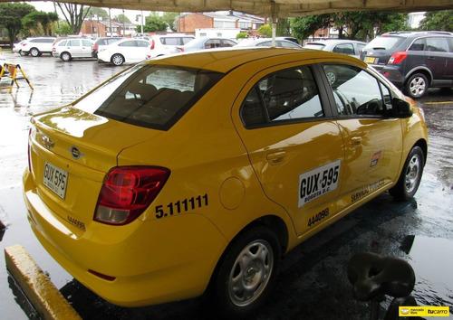 taxis otros  chevy taxi 1.2 mecánico sedán