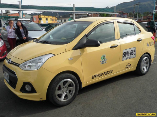 taxis otros  grand i10