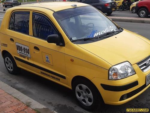 taxis otros hyundai atos