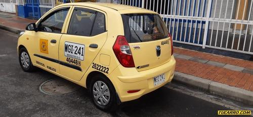 taxis otros  hyundai i10